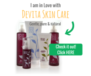 Shop natural skin care – Click here to visit my online store